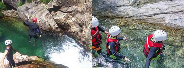 Foto river trekking