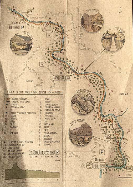 Mapa-Passadiços-do-Paiva