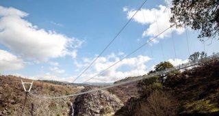 Ponte pedonal Paiva