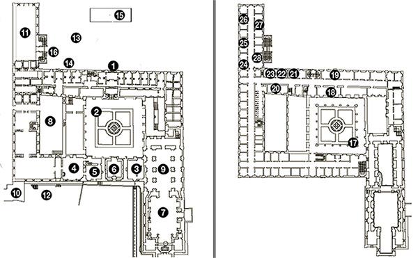 Mapa-mosteiro-arouca-historia-de-um-mosteiro