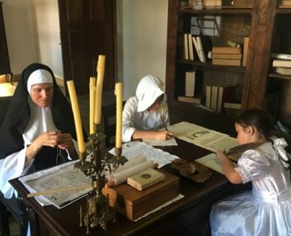 Confecao-de-velas-freiras-do-mosteiro-de-arouca
